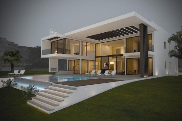 Sold: 5 Bedroom5, Bathroom Villa in La Quinta Golf, Benahavis