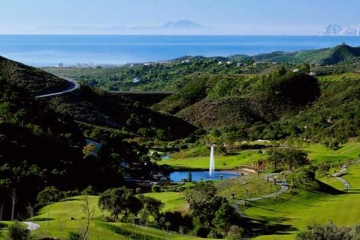 Marbella's Golf Properties