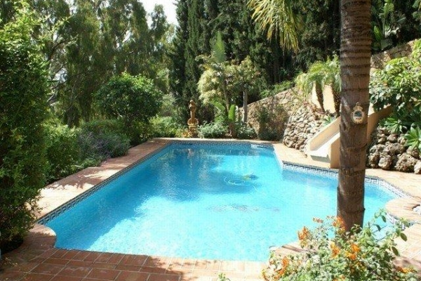 Sold: 3 Bedroom, 3 Bathroom Villa in La Quinta, Benahavis