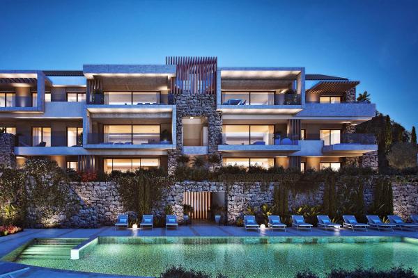3 Bedroom, 2 Bathroom Apartment For Sale in Real de la Quinta, Benahavis