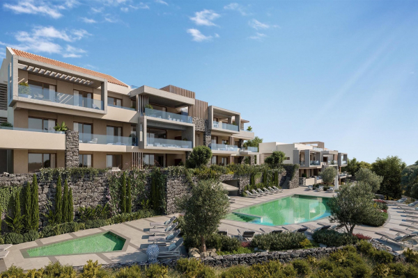 2 Bedroom, 2 Bathroom Apartment For Sale in Real de la Quinta, Benahavis