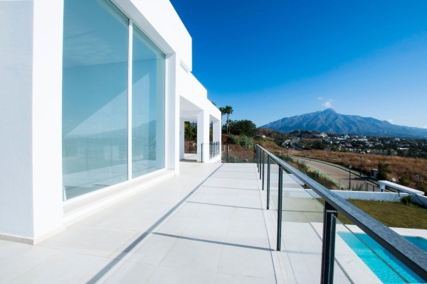 Sold: 4 Bedroom, 4 Bathroom Villa in La Quinta, Benahavis