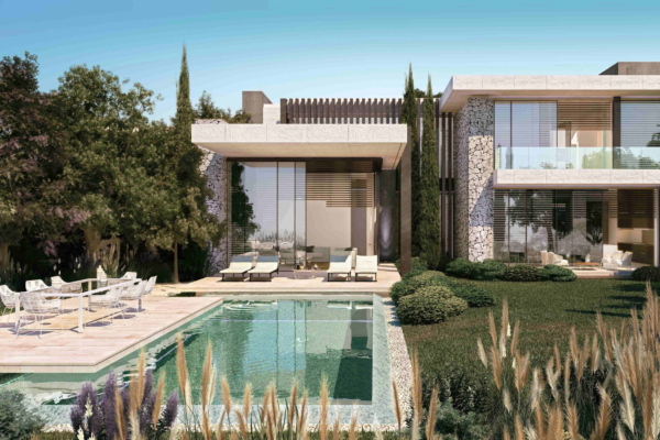 5 Bedroom, 6 Bathroom Villa For Sale in The Hills, Benahavis