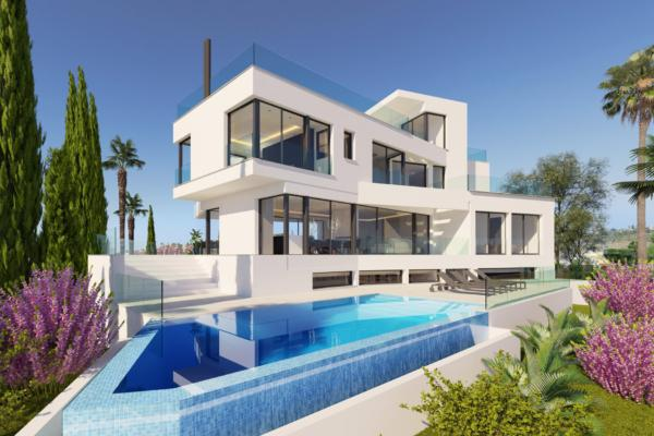Sold: 5 Bedroom6, Bathroom Villa in La Quinta, Benahavis