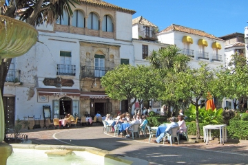 Marbella's Old Town