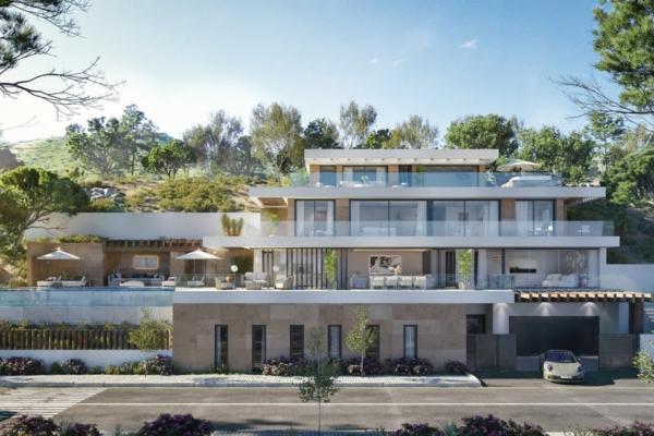 3 Bedroom, 7 Bathroom Villa For Sale in La Quinta, Nueva Andalucia